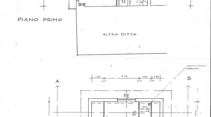 RIF.128-S APPARTAMENTO VALLE DI CADORE planimetria 18