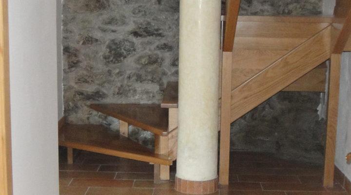 RIF.176-S APPARTAMENTO SAN NICOLO' DI COMELICO planimetria 4