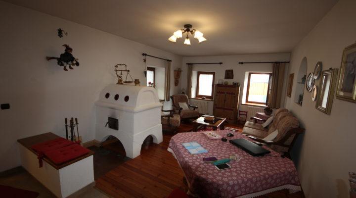 RIF.120-S Ampio appartamento a Danta di Cadore planimetria 2