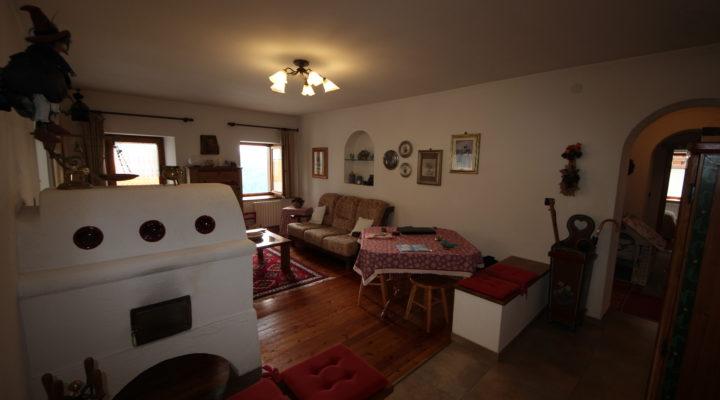 RIF.120-S Ampio appartamento a Danta di Cadore planimetria 3
