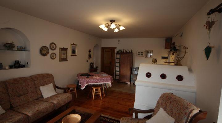 RIF.120-S Ampio appartamento a Danta di Cadore planimetria 4