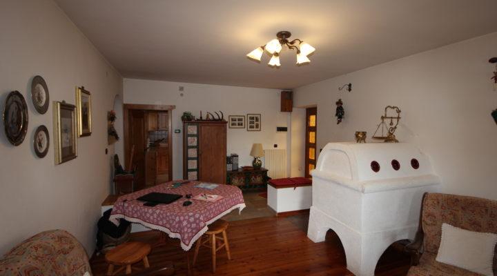 RIF.120-S Ampio appartamento a Danta di Cadore planimetria 5