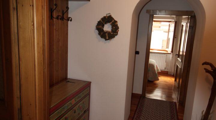 RIF.120-S Ampio appartamento a Danta di Cadore planimetria 7