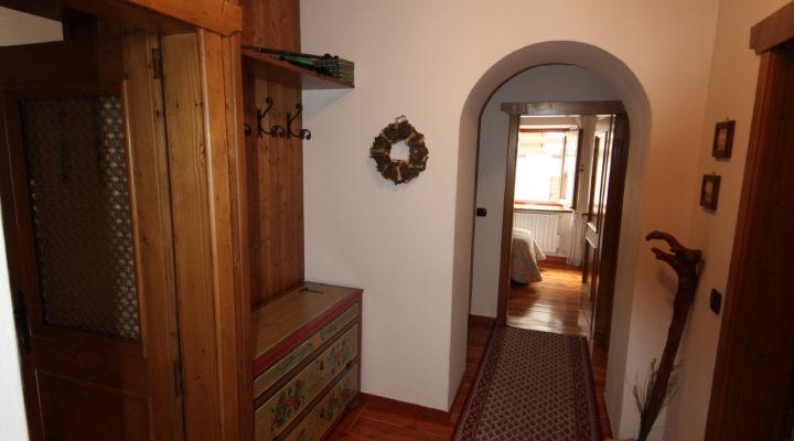 RIF.120-S Ampio appartamento a Danta di Cadore planimetria 8