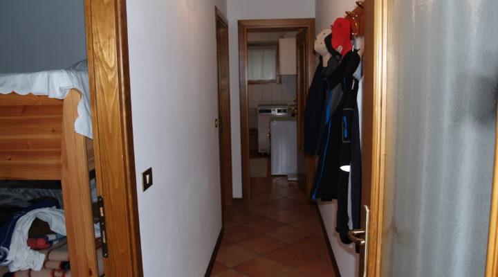 224-S-SAN PIETRO DI CADORE APPARTAMENTO planimetria 1