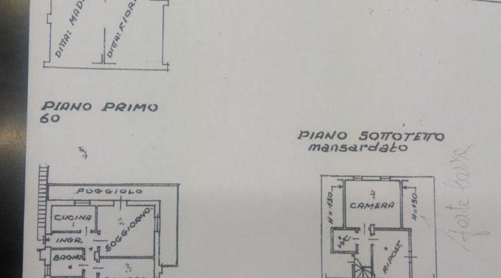 RIF.318-S APPARTAMENTO SAN VITO DI CADORE planimetria 11