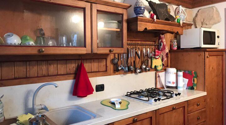 RIF.313-S Stupendo appartamento a San Vito di Cadore planimetria 3
