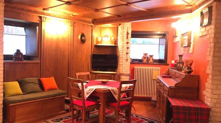 RIF.313-S Stupendo appartamento a San Vito di Cadore planimetria 7