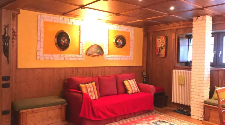 RIF.313-S Stupendo appartamento a San Vito di Cadore planimetria 8