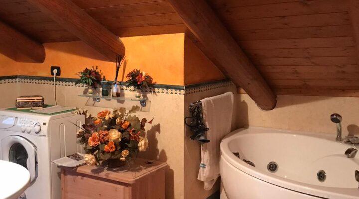 RIF.313-S Stupendo appartamento a San Vito di Cadore planimetria 19