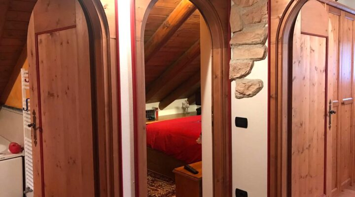 RIF.313-S Stupendo appartamento a San Vito di Cadore planimetria 11