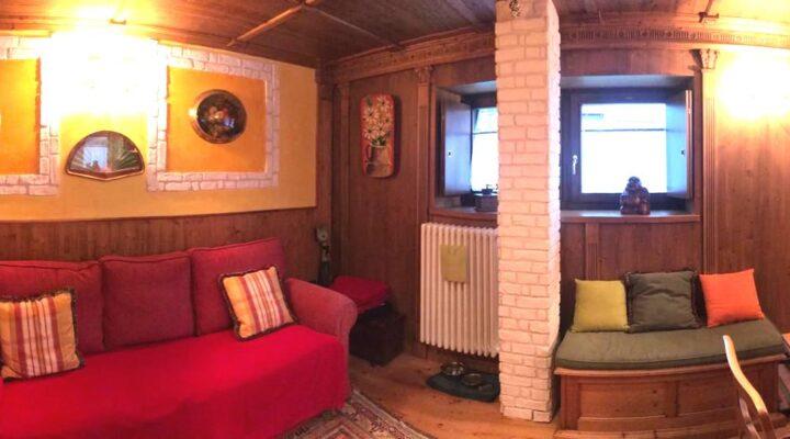 RIF.313-S Stupendo appartamento a San Vito di Cadore planimetria 9