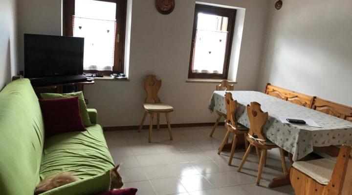 rif. 480-S Appartamento a Vigo planimetria 1