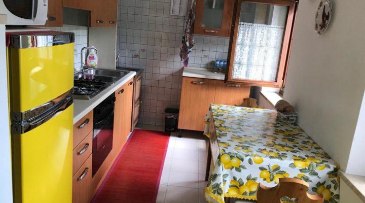 rif. 480-S Appartamento a Vigo planimetria 3