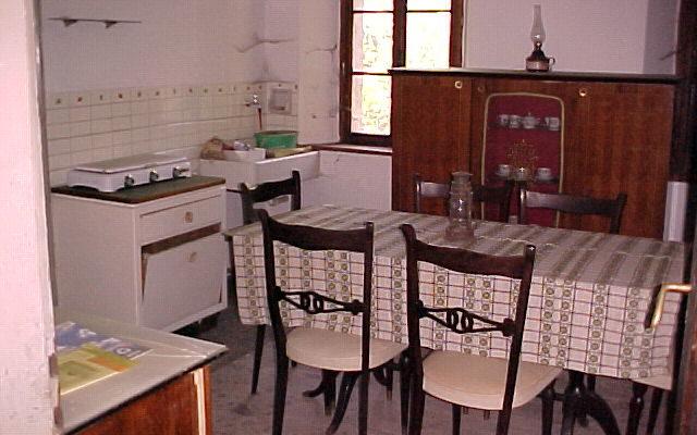 rif.437-S Casa D'epoca a Valle di Cadore planimetria 1
