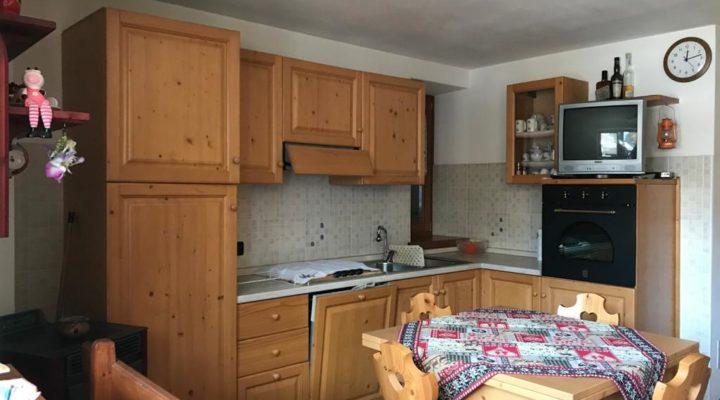 rif. 501 Grazioso appartamento a Presenaio planimetria 5