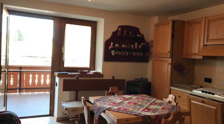 rif. 501 Grazioso appartamento a Presenaio planimetria 8