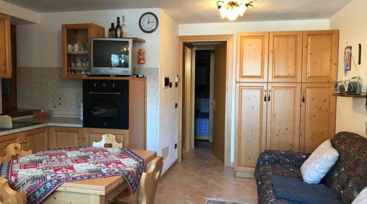 rif. 501 Grazioso appartamento a Presenaio planimetria 6