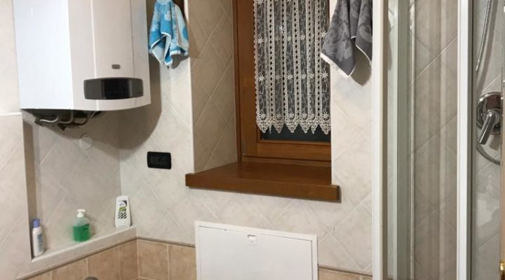 rif. 501 Grazioso appartamento a Presenaio planimetria 9
