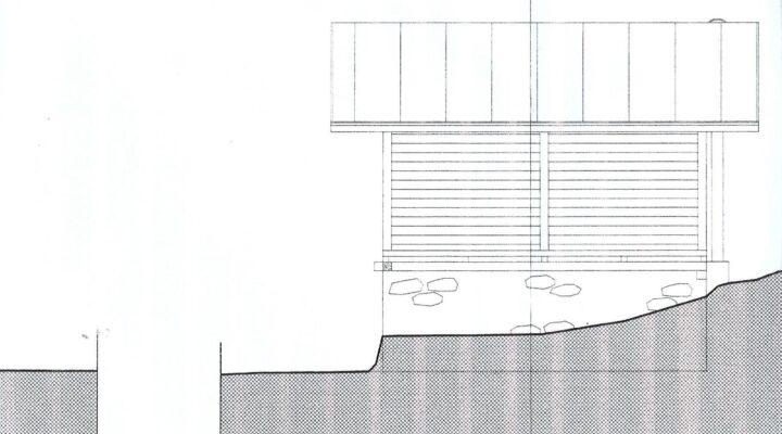 Rif. 595-S Baita panoramica in vendita a Costalta planimetria 2